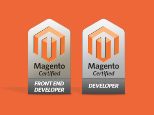 Magento Certified Badges
